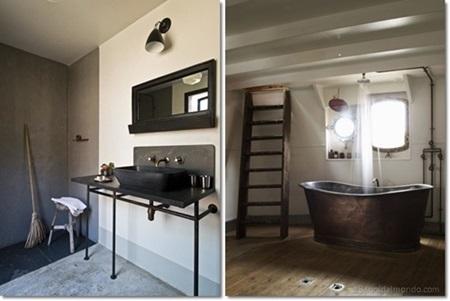 Industrial style per il bagno: come arredarlo