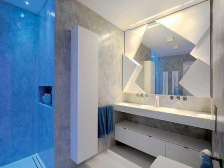 Illuminazione in bagno idee utili - Illuminazione bagno ...