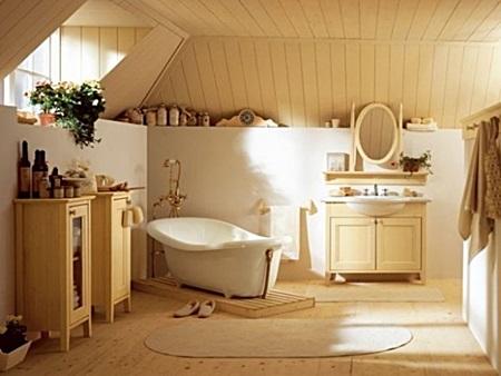 Bagni Per Case Di Campagna : Arreda il tuo bagno con lo stile rustico