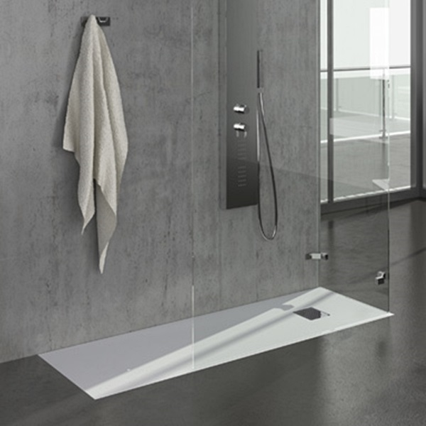 Grandform personalizza il tuo bagno linea piatti doccia - Piastrelle ardesia ...