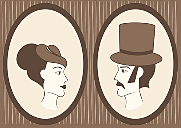 Uomini e donne: differenze davanti allo specchio