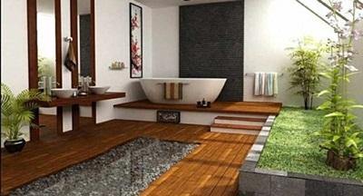 Arredare il bagno con fiori e piante idee utili