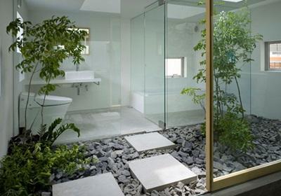 Arredare il bagno con fiori e piante idee utili - Piante in bagno ...