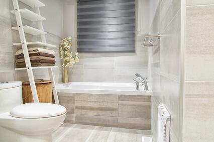 Il bagno in stile nordico ecco come realizzarlo a casa tua