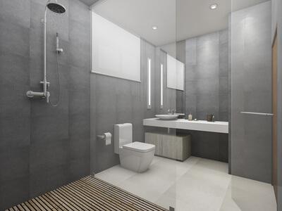 Come arredare un bagno cieco waterpassion - Bagno cieco illuminazione ...