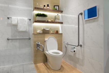 Soluzioni per anziani e disabili il bagno per tutti waterpassion