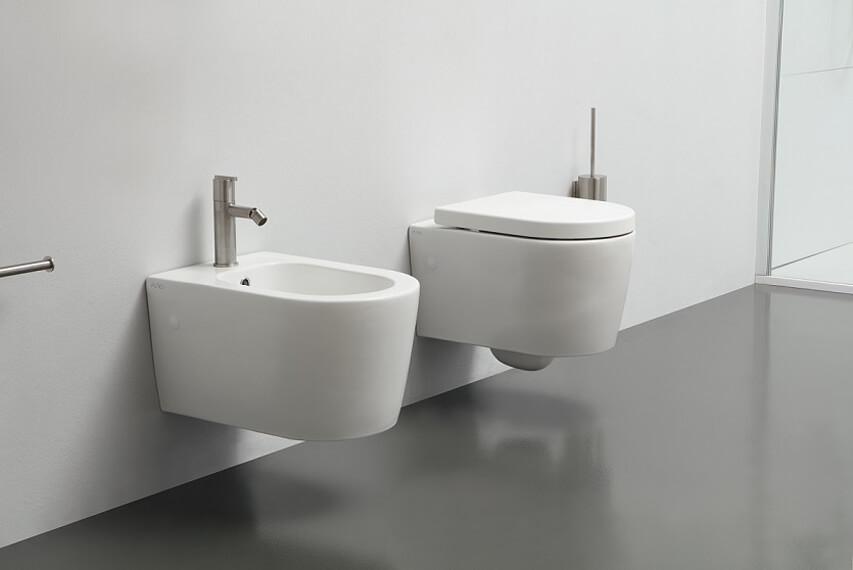 Bidet e wc Puro Grandform
