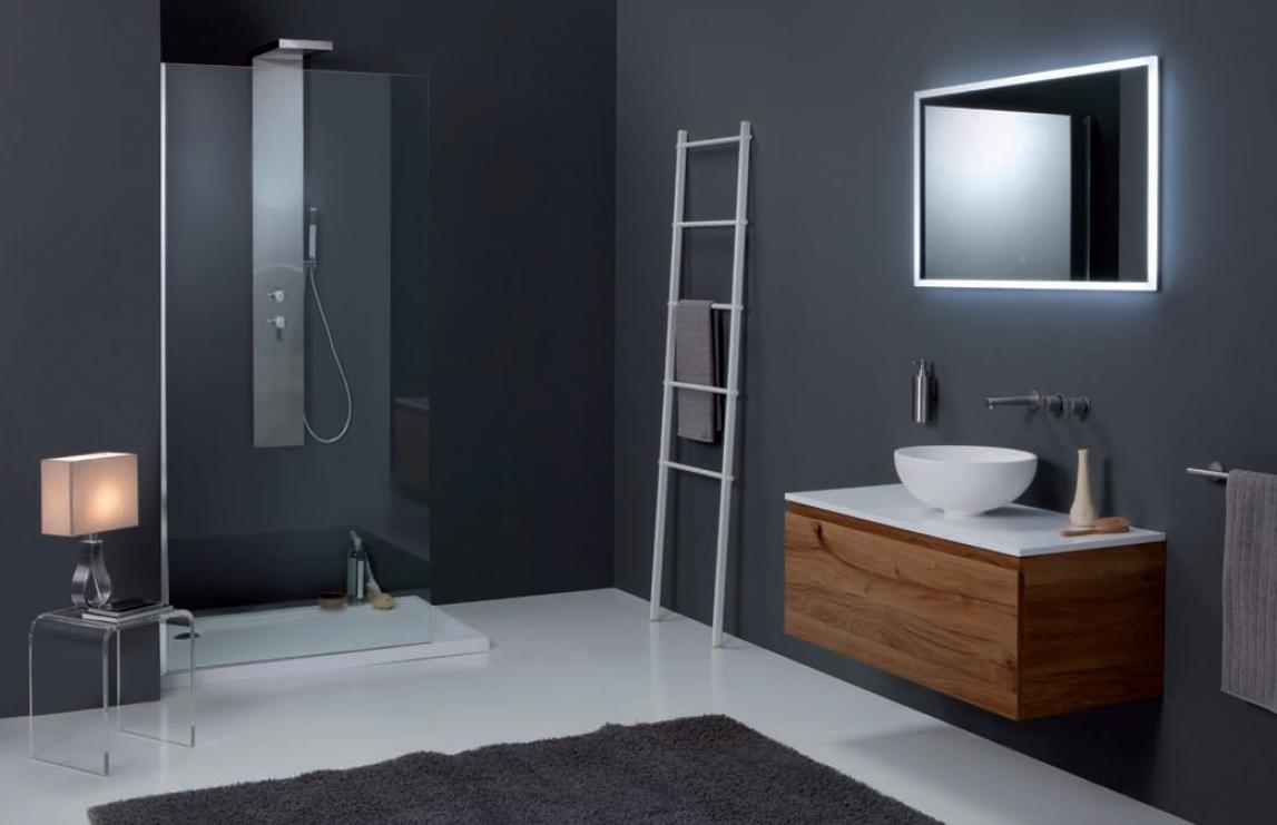 Grandform water passion design e benessere in bagno - Luci led per bagno ...