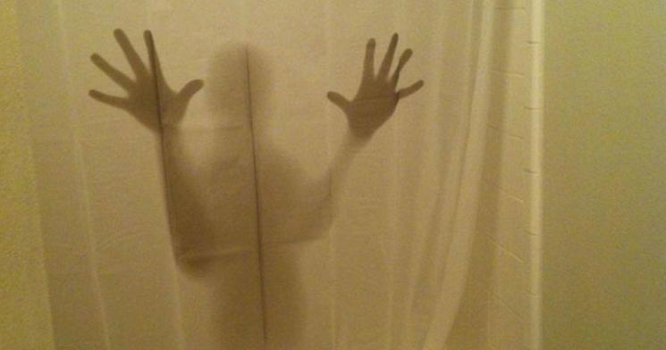 Tenda della doccia
