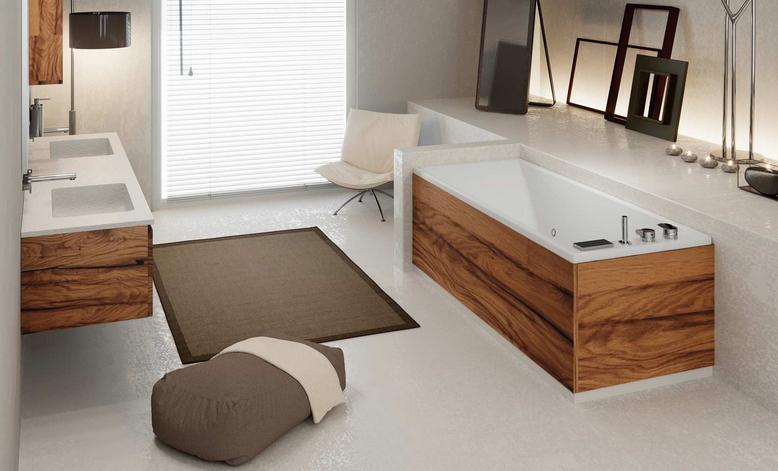 Un bagno Grandform