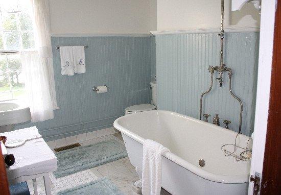 Vecchia vasca da bagno
