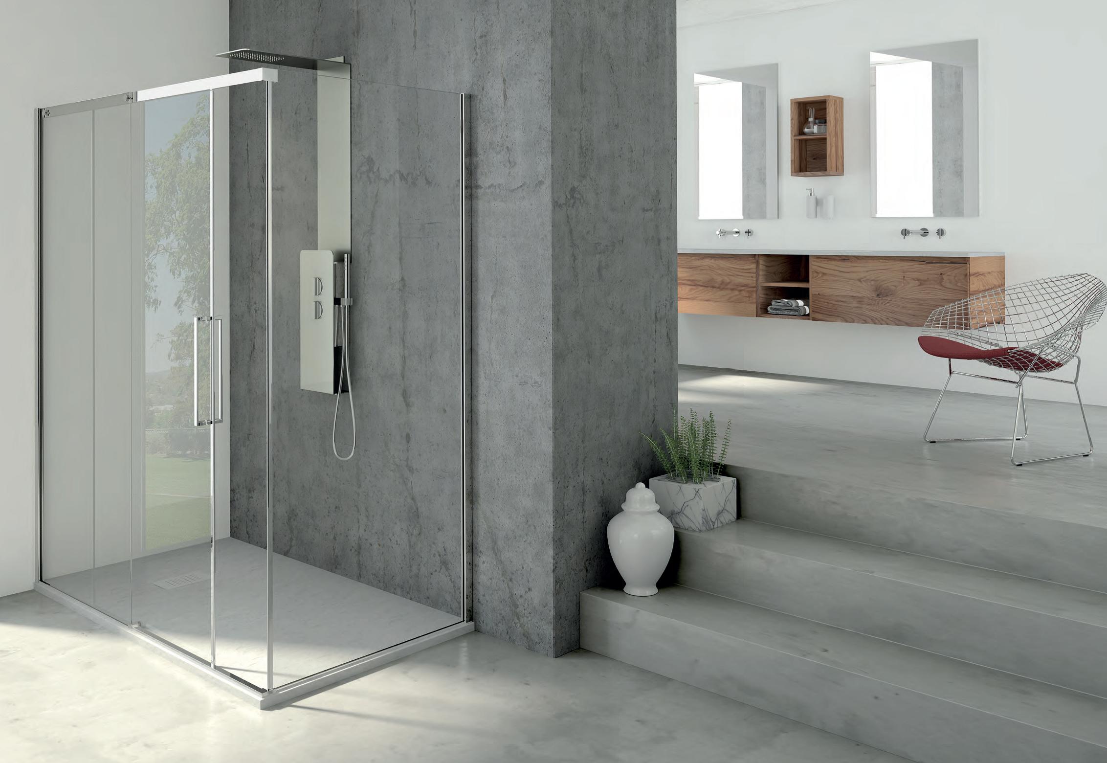Scegli un piatto doccia filo pavimento e rivoluziona il design del